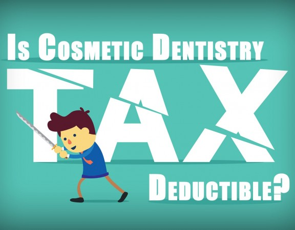 Cosmetic Dentistry in Your Taxes