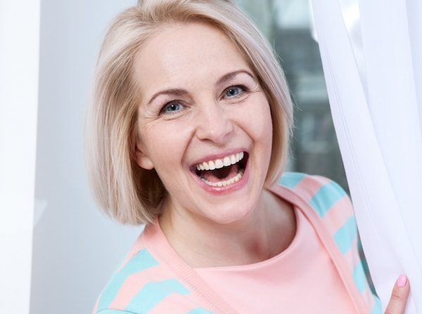 Cosmetic Dentistry for Elderly